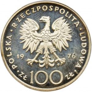 PRÓBA, 100 złotych 1976 Tadeusz Kościuszko - PCGS SP68