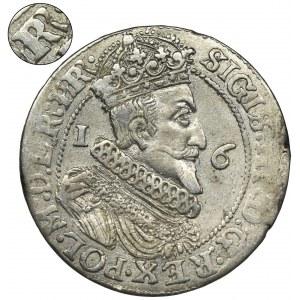 Zygmunt III Waza, Ort Gdańsk 1624/3 - podwójne R