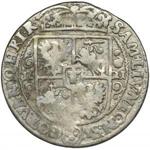 Zygmunt III Waza, Ort Bydgoszcz 1621 - PRVS M