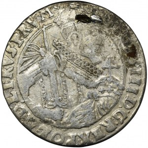 Zygmunt III Waza, Ort Bydgoszcz 1623 - PRV M - NIENOTOWANY
