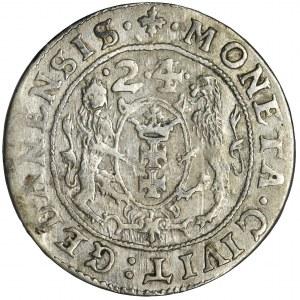Zygmunt III Waza, Ort Gdańsk 1624/3 - PR•