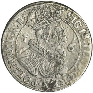 Sigismund III Vasa, 1/4 Thaler Danzig 1625 - P: