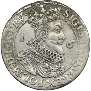 Zygmunt III Waza, Ort Gdańsk 1623 - PRV•