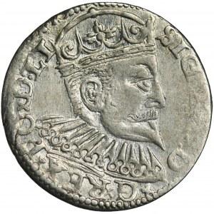 Zygmunt III Waza, Trojak Ryga 1597