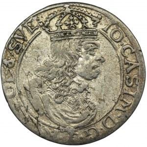 Jan II Kazimierz, Szóstak Kraków 1659 TLB