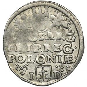 Zygmunt III Waza, Trojak Poznań 1589