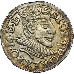 Sigismund III Vasa, 3 Groschen Posen 1591