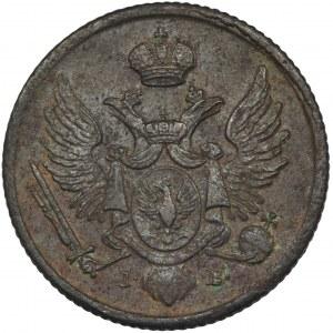 Królestwo Polskie, 3 grosze polskie 1819 IB - RZADKIE
