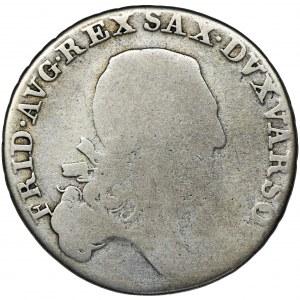 Księstwo Warszawskie, 1/3 Talara (dwuzłotówka) 1814 IB