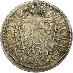 Austria, Leopold I, 3 Krajcary Wiedeń 1665