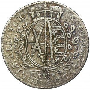 Niemcy, Saksonia, Fryderyk August III, 1/12 Talara Lipsk 1764 IFöF