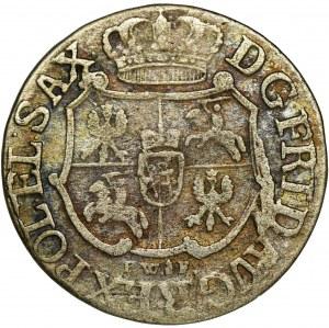 Augustus III of Poland, 1/24 Thaler Dresden 1763 FWôF