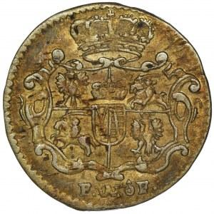 Augustus III of Poland, 1/48 Thaler Dresden 1742 FWôF