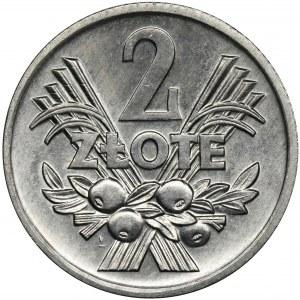 2 złote 1973, Jagody
