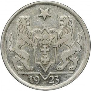 Wolne Miasto Gdańsk, 1 gulden 1923 Koga