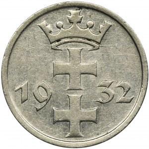 Wolne Miasto Gdańsk, 1 gulden 1932