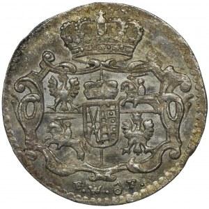 Augustus III of Poland, 1/48 Thaler Dresden 1755 FWôF