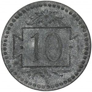Wolne Miasto Gdańsk, 10 fenigów 1920 - 57 perełek