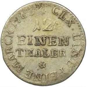 Friedrich Christian, 1/12 Thaler Dresden 1763 FWôF