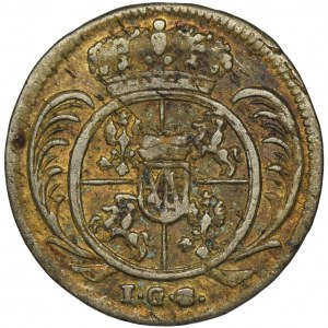 Augustus II the Strong, 1/48 Thaler Dresden 1730 IGS