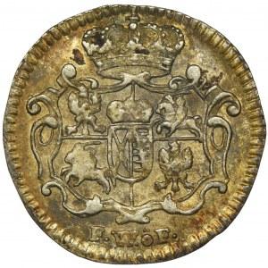 Augustus III of Poland, 1/48 Thaler Dresden 1739 FWôF