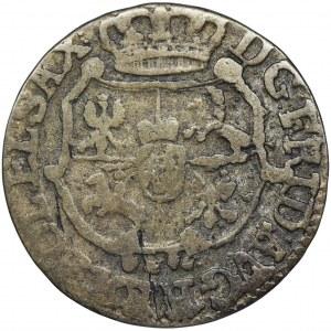 Augustus III of Poland, 1/24 Thaler Leipzig 1763 EDC