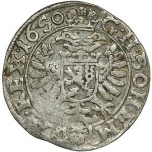 Austria, Ferdynand III, 3 Krajcary Praga 1650