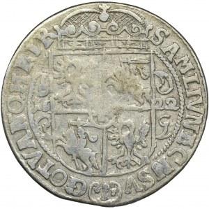 Sigismund III Vasa, 1/4 Thaler Bromberg 1622 - PRVS M