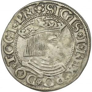 Sigismund I the Old, Groschen Danzig 1534 - PR