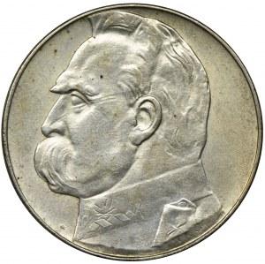 Piłsudski, 10 złotych 1939