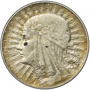 Queen Jadwiga, 5 zlotych Warsaw 1933