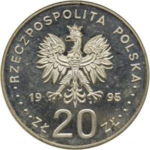 20 złote 1995, Katyń, Miednoje, Charków 1940