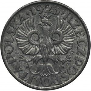 German Occupation, 20 groschen 1923