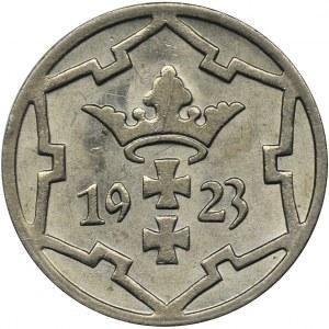 Free City of Danzig, 5 pfennig 1923