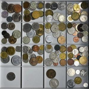 Zestaw, Mix monet zagranicznych