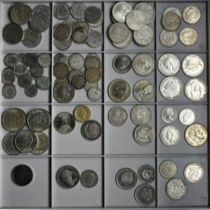 Germany, Lithuania, Estonia, Russia Switzerland silver