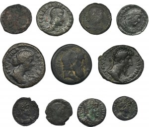 Zestaw, Cesarstwo Rzymskie (11 szt.)