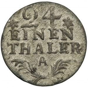 Niemcy, Królestwo Prus, Fryderyk II, 1/24 Talara Berlin 1783 A