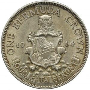 Bermudy, Elżbieta II, 1 Korona 1964