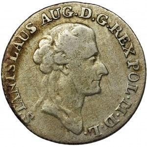 Poniatowski, 4 Groschen 1787 EB