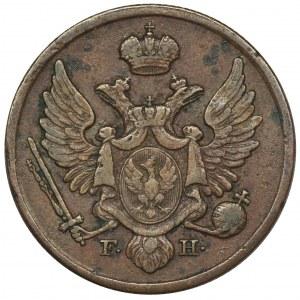Królestwo Polskie, 3 grosze polskie Warszawa 1828 FH