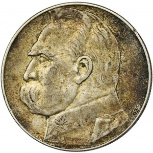 Piłsudski Strzelecki, 10 złotych 1934