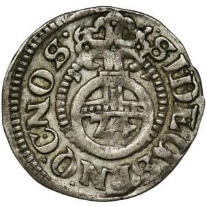 Pomorze, Księstwo wołogoskie, Filip Juliusz, Półtorak (Reichsgroschen) Nowopole 1611