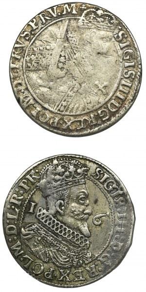 Zestaw, Zygmunt III Waza, Orty (2 szt.)