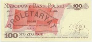 100 złotych 1976 - BM -