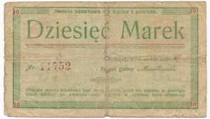 Kartuzy, 10 marek 1920