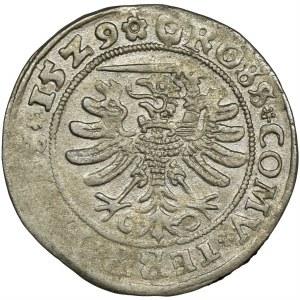 Zygmunt I Stary, Grosz Toruń 1529