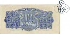 10 złotych 1944 ...owe - Bm -
