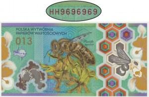 PWPW, Pszczoła (2013) - HH - numeracja czerwona