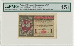 1 marka 1916 Jenerał - A - PMG 45 EPQ